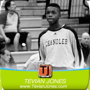 Tevian Jones