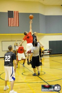 League Ballers Jump Ball